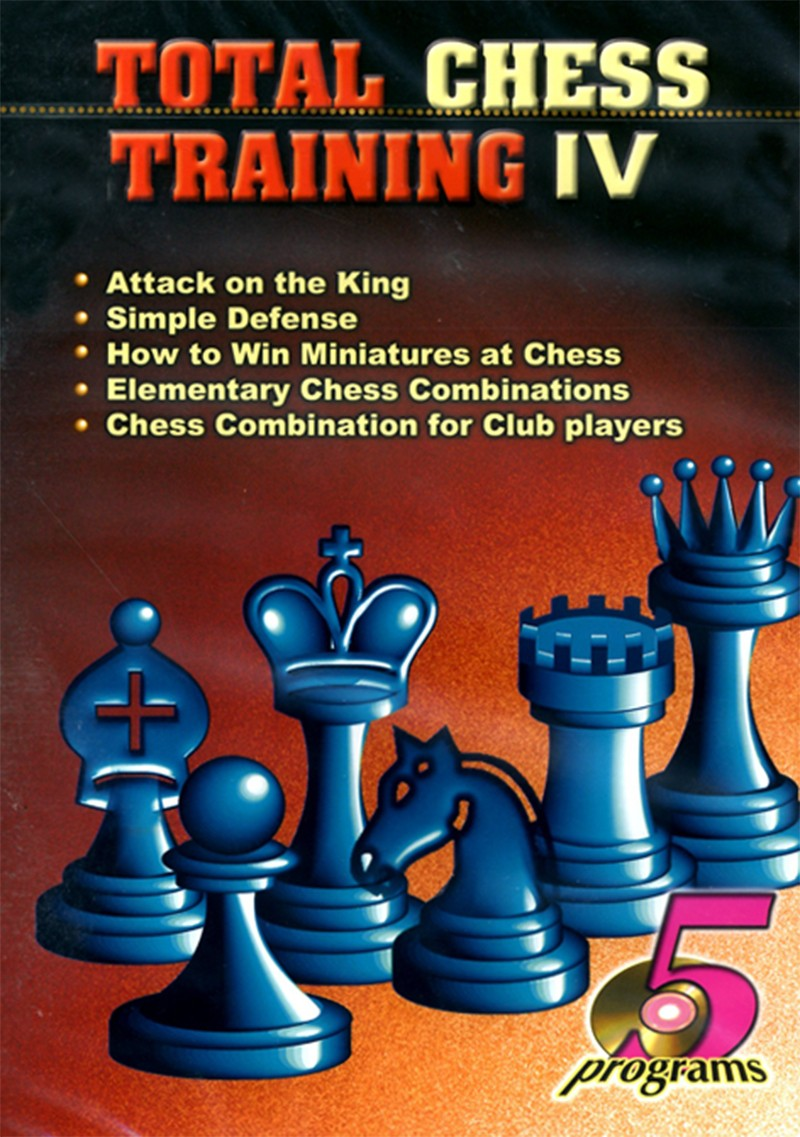 chess BOOKS, DVDs and teaching software | Free chess