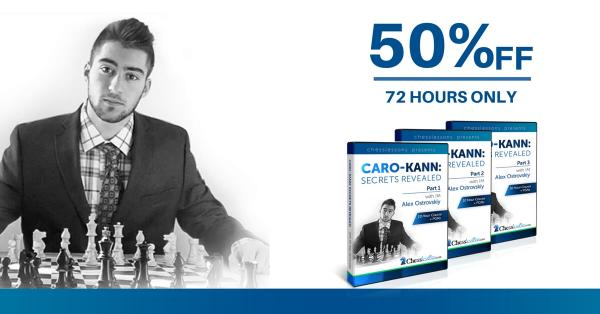 caro-cann secrets revealed 50% off